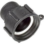 "S60x6 Female Buttress x 1-1/2"" Male BSP Pipe Thread Adapter, HMFB/15UD/027"