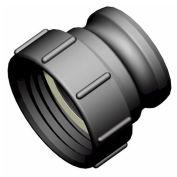 "S100x8 Female Buttress x 3"" Part A Camlock Adapter, CMA/30U/027"