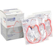 Howard Leight Quiet Banded Earplugs, Semi-Aural, NRR 23, 10 Pairs/Box