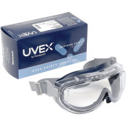 Uvex Flex Seal Anti-Fog Goggle