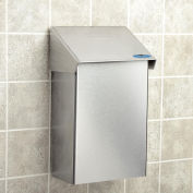 Frost 622, Surface Mounted Sanitary Napkin Disposal, Stainless