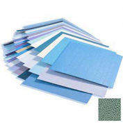 Rigid Vinyl Wall Covering, .060'' Thick, 4' X 8' Sheets, Teal