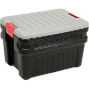 United Solutions RMAP240001 ActionPacker Lockable Storage Box 24 Gallon