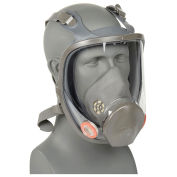 3M 6900 Reusable Respirator, Full Facepiece, Large, 1 Each