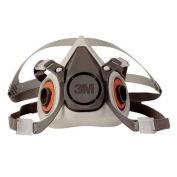 3M Half Facepiece Reusable Respirator, Medium, 6200/07025(AAD)