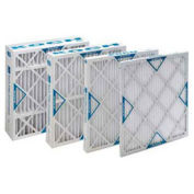 "Koch™ Filter 102-701-017 High Capacity Xl8 Pleated Extended Surface 16""W x 25""H x 2""D, Merv 8 - Pkg Qty 12"