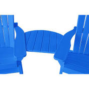 Basic Adirondack Tete-A-Tete, Blue