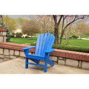 Seaside Adirondack Chair, Blue