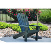Seaside Adirondack Chair, Green