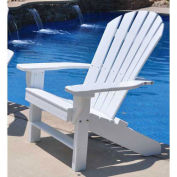 Seaside Adirondack Chair, White