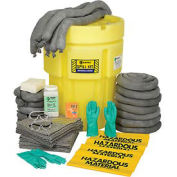 ENPAC 1360-YE 65 Gallon Spill Kit, Universal
