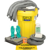ENPAC 1330-YE 30 Gallon Spill Kit, Universal