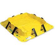 "Containment Berm, Fuel & Chemical Resistant 10' x 10' x 8"""