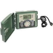 Irrigation 9 Station Easy-Set Logic™ Timer - Green