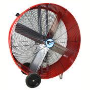 """MaxxAir™ 30"""" Direct Drive Heavy Duty Portable Barrel Fan, RED 5500 CFM"""