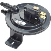 """Cleveland Controls Switch Air Pressure Sensing Field Adjustable 0.2"""" to 1.0""""  WC"""