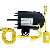 TPI 1/2 HP Motor Yellow