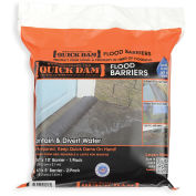 Quick Dam 10' Flood Barrier - 1 Barrier/Pack