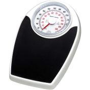 "Health O Meter Floor Scale 330 x 1lb/150 x 0.5kg 11-1/2 x 10-3/4 Plat. W/ 6-1/2"" Dial, 142KL, 2 Pack"