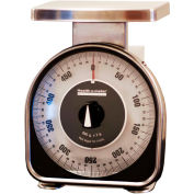 Health O Meter Top Load Scale 500 x 2g 6-1/2 x 4-3/4 SS Platform, YG500R