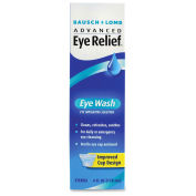 Bausch & Lomb Eye Wash, Sterile, 4 Oz, Ophthalmic Solution
