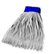Impact® Microfiber Tube Wet Mop - White, Xlarge, Lf0023 - Pkg Qty 12