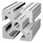 "80/20® 1-1/2"" X 1-1/2"" T-Slotted Profile, 242"" Stock Bar"