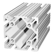 "80/20® 2"" X 2"" T-Slotted Profile, 242"" Stock Bar"