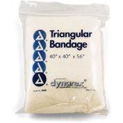 """Medique 65001 Triangular Bandage, 36"""" x 36"""" x 52"""", 1/Bag"""
