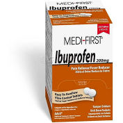 Medique 80848 Ibuprofen, 200mg, 250/Box