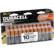Coppertop AA Batteries W/ Duralock Power Preserve - Pkg Qty 24