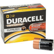 Coppertop D Batteries W/ Duralock Power Preserve - Pkg Qty 12