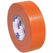 "Duct Tape, 2""x60 yds, 10 Mil, Orange, 3/PACK"