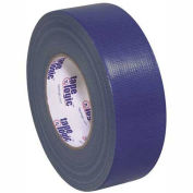 "Duct Tape, 2""x60 yds, 10 Mil, Blue, 3/PACK"