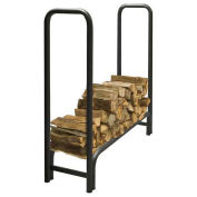 Pleasant Hearth 4' Heavy Duty Log Storage Rack