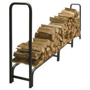 Pleasant Hearth 12' Heavy Duty Log Storage Rack