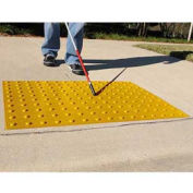 UltraTech 0750 Ultra-ADA Pad, Yellow, Retrofit, 2' x 2'
