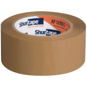 "Carton Sealing Tape 2"" x 110 Yds. 2 Mil Tan - Pkg Qty 36"