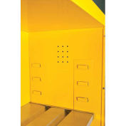 "Extra Shelf NFN5478 for Flammable Safety Compact Cabinets 17""W x 17""D"