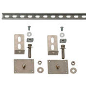 "Mounting Brackets 5480, For 17""W Safety Compact Cabinets"