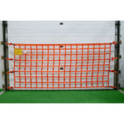 US Netting Loading Dock Safety Net, 4' x 9'