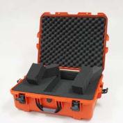 "945 Case w/Foam, 25-1/8""L x 19-7/8""W x 8-13/16""H, Orange"