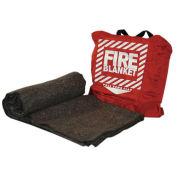 Pac-Kit 21-650 Woolen Fire Blanket in Nylon Pouch