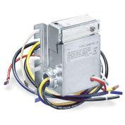 King Control Transformer Relay, 240/24V, Single Pole