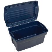 United Solutions RMRT280002 Roughneck Tote High Top 28 Gallon Dark Blue - Pkg Qty 6