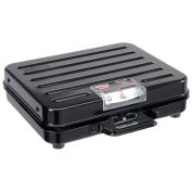 "Rubbermaid Pelouze Briefcase Receiving Dial Scale 100lb x 1lb 10-1/2"" x 13-1/4"" x 3-7/8"", FGP100S"