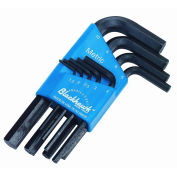 9 PC. 1.5MM-10MM Metric Standard Arm Hex Key Set