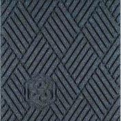 """Waterhog Eco Premier Carpet Tile 221870716000 Black Smoke, 18""""L X 18""""W X 7/16""""H, Diamond, 10-PK"""
