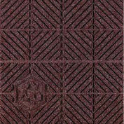 "Waterhog Eco Premier Carpet Tile 221777716000 Regal Red, 18""L X 18""W X 7/16""H, Diagonal, 10-PK"