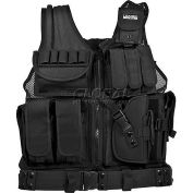 """Loaded Gear VX-200 Tactical Vest (Right Handed Use), 22""""L x 38-50""""W"""